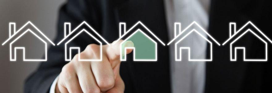 choisir un logement en ligne